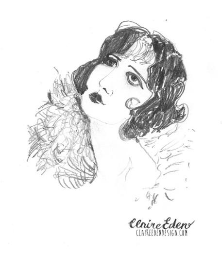 flapper-actress